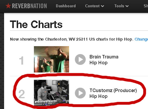 #2-on-reverb-nation-hip-hop-charts