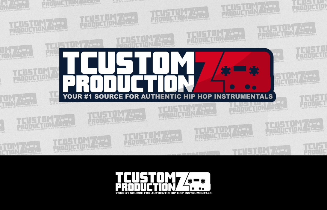 New TCustomz Productionz logo