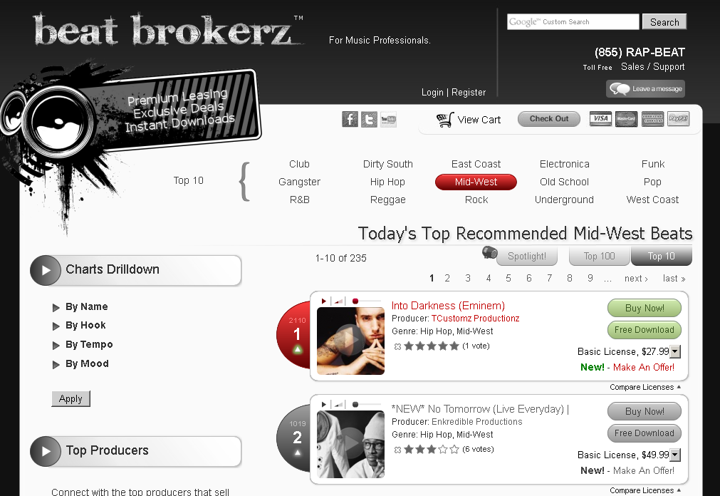 #1-hip-hop-midwest-beat-instrumental-in-the-beat-brokerz-charts-into-darkness-eminem-style